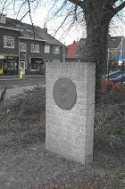 Monument Dr. L.L. Zamenhof Zwolle