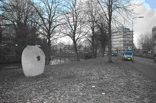 Monument Esperanto Zwolle
